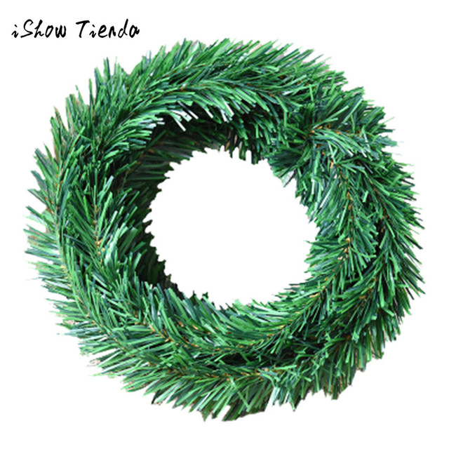 5.5M Christmas Tree Leaves Ornaments Tinsel Hanging Pendant Ornament Xmas  Party Decorations New Year natale kerst Hang Decor - 5.5M Christmas Tree Leaves Ornaments Tinsel Hanging Pendant Ornament