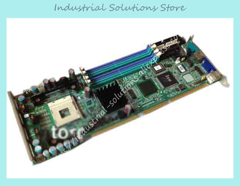 цена на industrial motherboard PCA-6187 REV.A2 6187VE REV: A2 board original 100% tested perfect