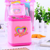 Play House Home Simulation Q Version Small Household Appliances Mini Washing Machine Toys Electric Children New Strange Toy Gift 2