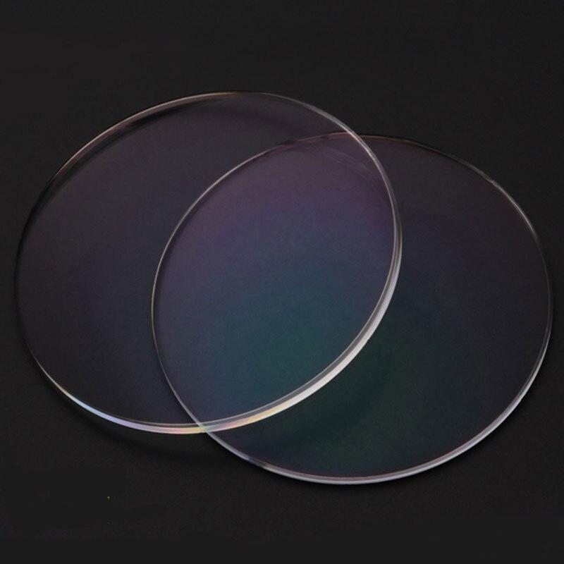 1.61 lunettes optiques asphériques progressives de forme libre numérique lentilles de lunettes optiques de Prescription - 6