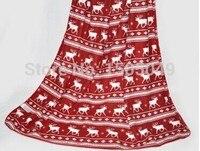 Polar Fleece Christms Throw Blanket 127x158cm 50x60