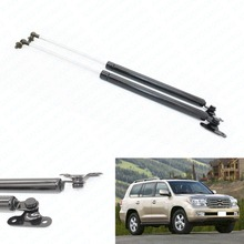 2pcs Tailgate Gas Struts Spring Lift Supports for Toyota Landcruiser 100 series FOR Lexus LX470 1998-2007 510 MM