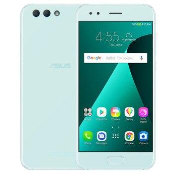 "Original ASUS ZenFone 4 ZE554KL, Mobile Phone 4GB 64GB, Android 7.1.1, 5.5"" Dual Rear Cameras, Octa Core, Beauty Smartphones"