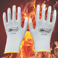 2017 luvas guantes trabajo nmsafety pu anti-estático luvas de dedo luvas de trabalho esd anti estática eletrônico industrial