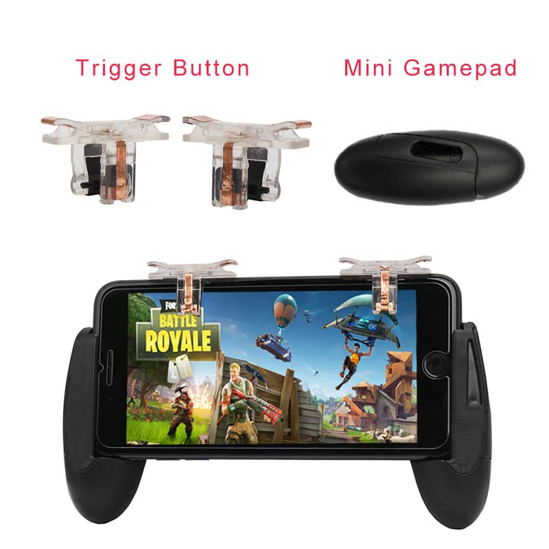 Hot Sale For Pubg Stg Fps Fortnite Game Trigger Cell Phone Mobile