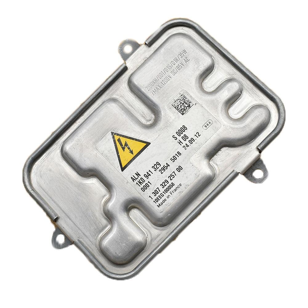 Original used 1K0941329 A2169009100 Xenon BALLAST HID CONTROL UNIT AFS ECU For 08 11 V W