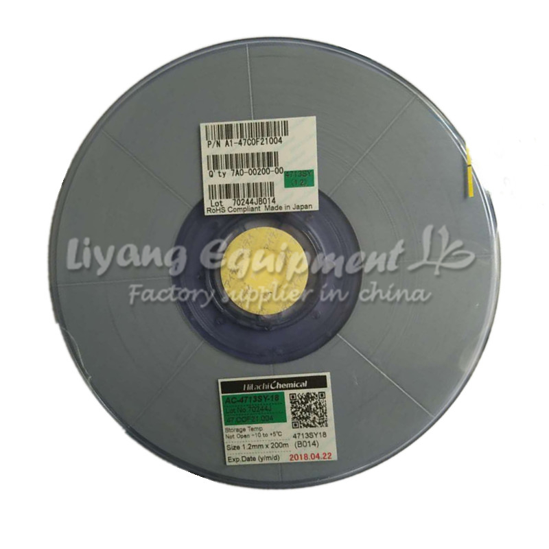 Imported From Abroad 1.2mm*200m Pcb Repair Tape Ac-4713sy-18 Atest Date For Pulse Hot Press Flex Cable Machine Use Oca Parts Power Tool Accessories