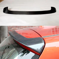 For BMW F20 Spoiler 2012 2018 1 Series 116i 120i 118i M135i F20 F21 Carbon Fiber Rear Trunk Boot Lip Roof Spoiler Wing