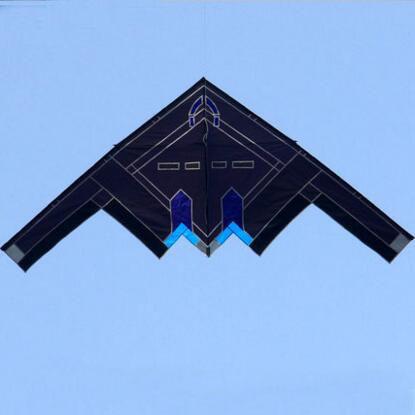 Envío de la alta calidad de gran avión cometa línea de vuelo al aire libre juguete tela de nylon kite bird rainbow rueda kite sola línea cometas