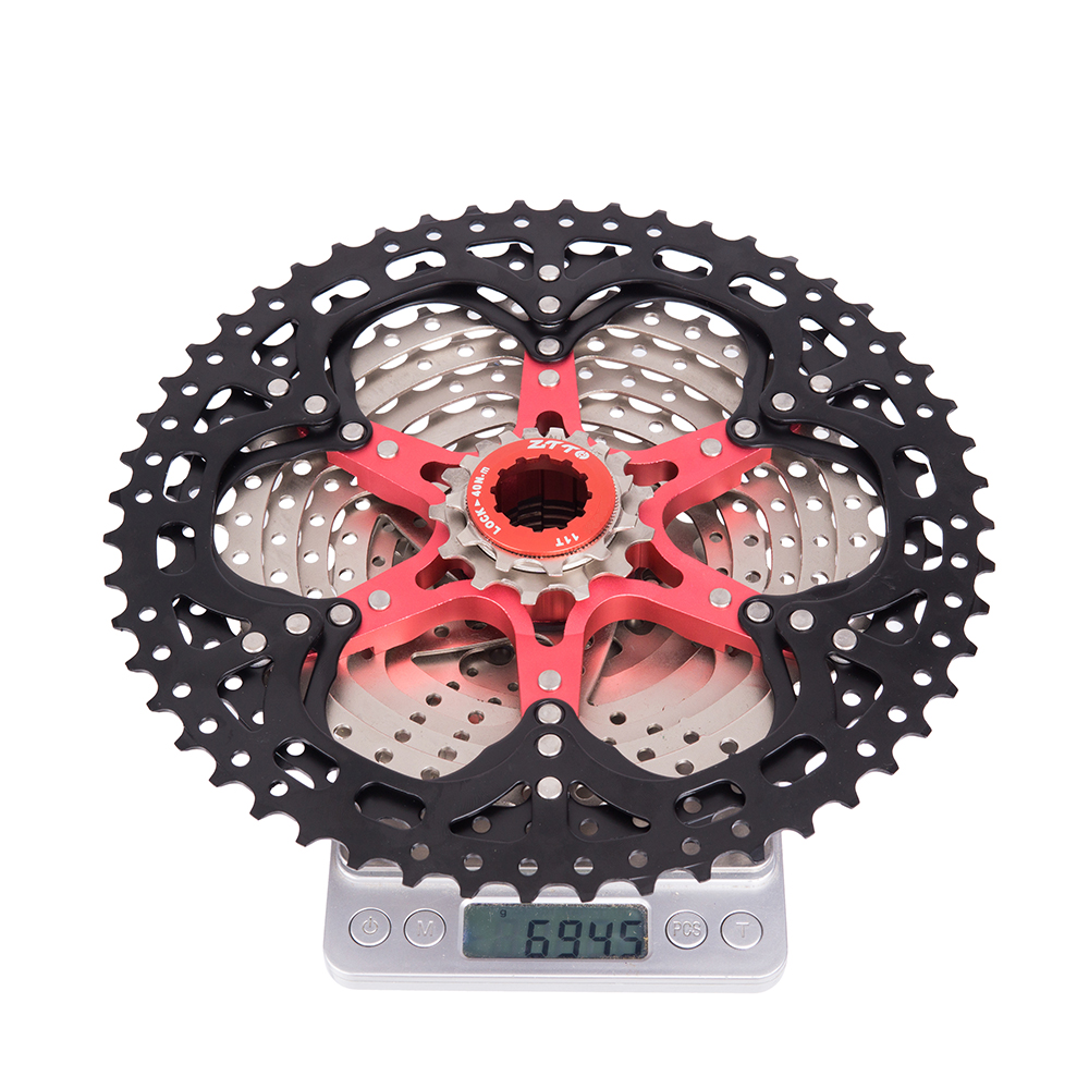 2018 NEW MTB 11 Speed L MTB Cassette 11s 11 52T Wide Ratio Freewheel Mountain Bike