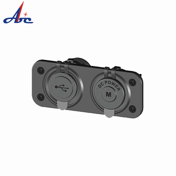 Marine/Boat/Car Electronics 12V Power Outlet Waterproof IP68 Merit Socket DS4-2013/5015 image