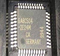good quality SABC504-2E24M SABC504  2E24M QFP44  Integrated circuit chip
