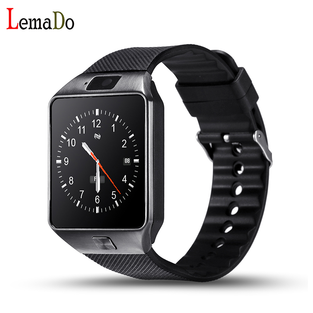 Original DZ09 Bluetooth Smart Watch Support camera SIM TF Card font b GSM b font Call