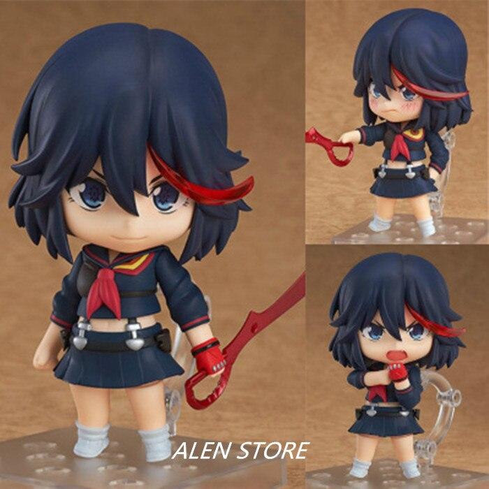 ALEN Anime KILL la KILL Matoi Ryuko PVC Action Figure Collectible Model doll toy 10cm 407#