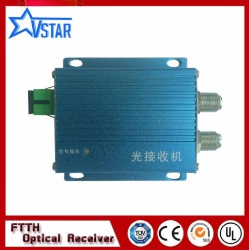 FTTH catv fiber optical receiver/ optical terminal node 50pcs
