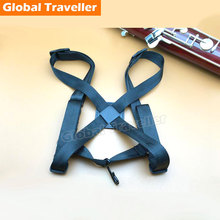 1 piece new bassoon strap shoulder widened thickened reinforced nylon