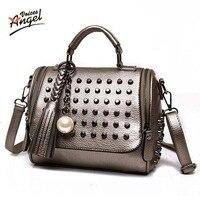 Luxury Handbags Women Bags Designer Handbags High Quality PU Leather Bag Famous Brand Retro Shoulder Bag