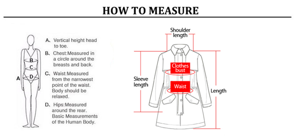 Women's Casual Loose Design Trench Coat 12