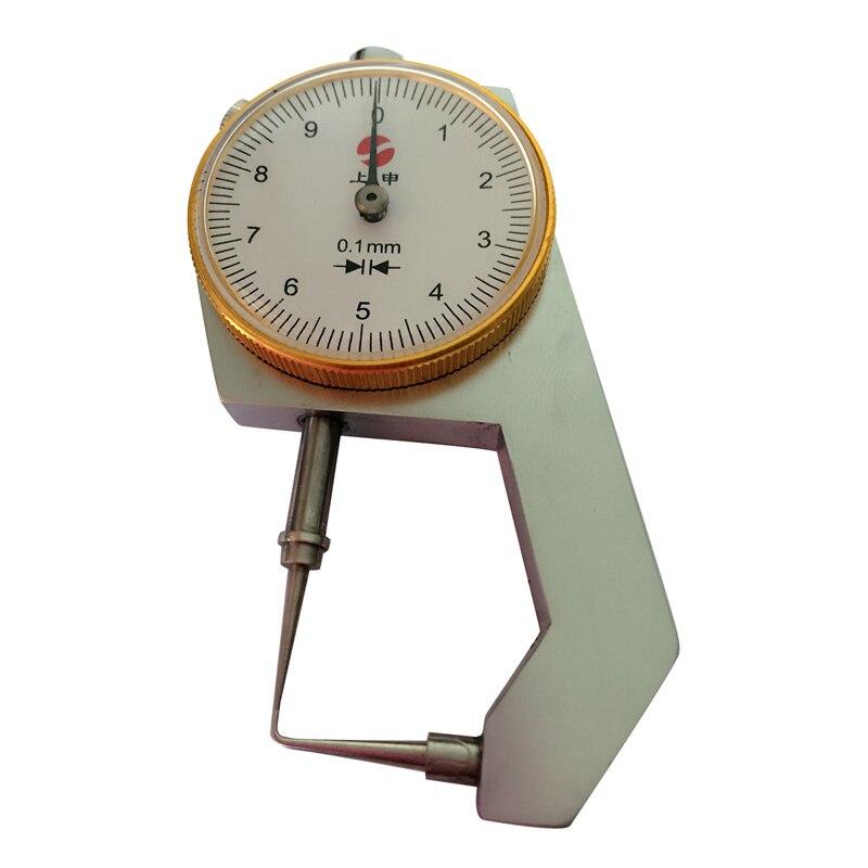 Paquímetro de Precisão de Espessura de Metal Relógio