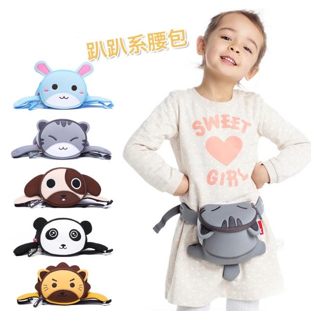 Crianças mini Pacotes de Cintura pequena Ocasional Saco Fanny Bolsa Bolsa de Cintura Belt Bag Bolsa de Dinheiro Telefone Funcional Bag Hip Bolsa de Ombro heuptas pacote cinto