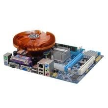 Brand new рабочего материнская плата с Цпу Intel 4 Г RAM mainboard для настольных ATX LGA 771 подарок установка системы USB flash диск