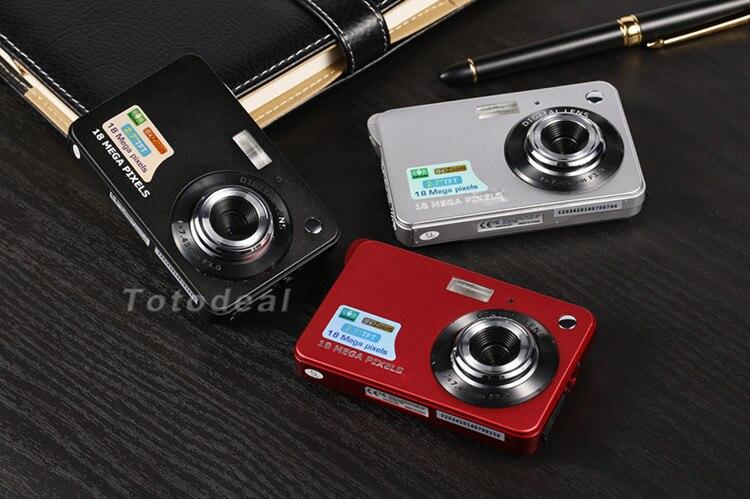 DHL Free Shipping New 18MP Max 1280x 720P HD Video Digital font b Camera b font