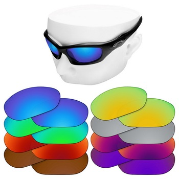 OOWLIT Polarized Replacement Lenses for-Oakley Monster Dog Sunglasses oowlit polarized replacement lenses of blue gradient for oakley frogskins sunglasses
