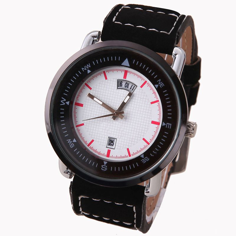 online get cheap platinum mens watches aliexpress com alibaba group gnova platinum fashion men watch date function pu leather strap fashion women relogio masculino