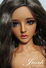 Supiadoll Juah BJD Doll resin figures toy 1/3 doll Tan Skin