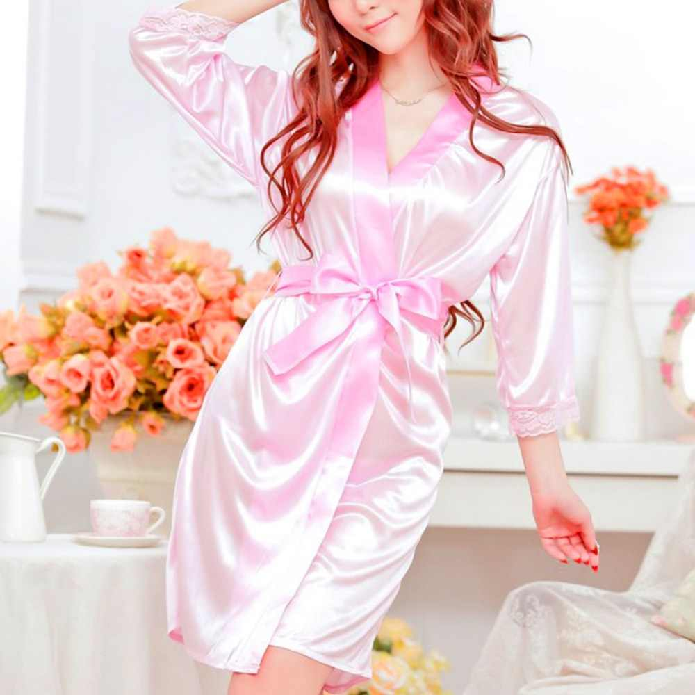 7e04c87469 THINKTHENDO Women's Sexy Lingerie Lace Dress Underwear Black Babydoll  Sleepwear+G-string new