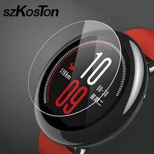Xiaomi huami amazfit pace 용 2/1 pcs 보호 필름 xiaomi huami amazfit pace 용 smart watch 강화 유리 스크린 보호기