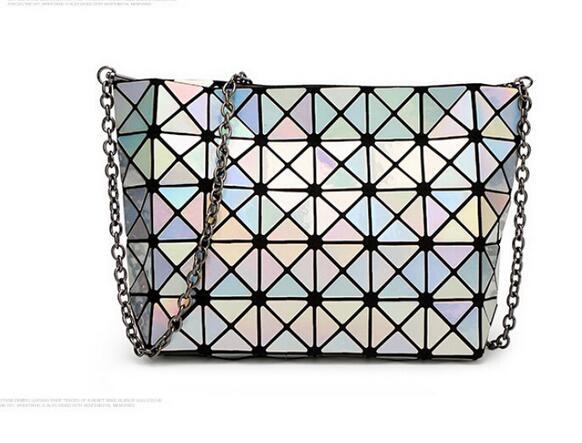 diamante cadeia de bolsas femininas Abacamento / Decoração : Cadeias