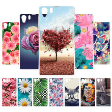 3D DIY Soft Silicone Case For Sony Z1 L39H Case Coque For Sony Xperia Z1 L39H Cover Flamingo Painted Case Covers Fundas Housing(China)