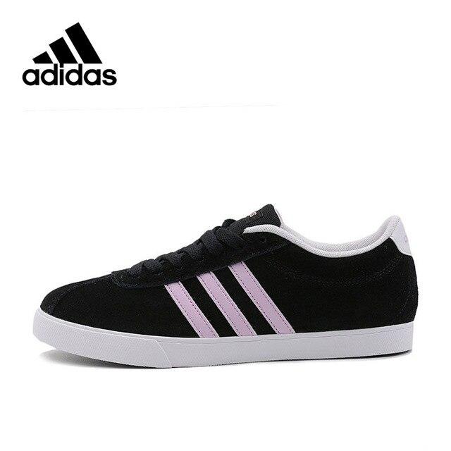 4fbd56e7dc7d Adidas Air Force оригинальные этикетки Для женщин Скейтбординг обувь  кроссовки классические туфли на платформе дышащие низкие