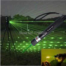 AAA Super Powerful Military 10W 100000m 532nm Green Laser Pointer Lazer sight Flashlight Burning Match,Burn Cigarettes Hunting