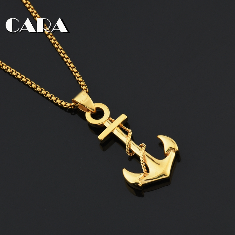 collier homme or pendentif