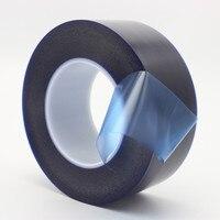 Высокотемпературная синяя пленка из нержавеющей стали  с покрытием из ПВХ  100 м