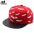 Minhui 2017 New Baseball Cap Children Boys Girls Snapback Cap Bat Sport Hats for Kids