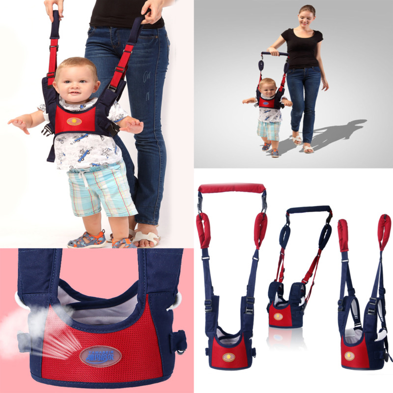 2019 Hot Selling New Baby Girls Boys Walking Assistant Learning Walking Safety Belt Rope Comfort Adjustable Baby Anti-fall Belt