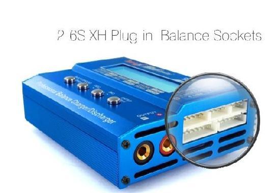 F-Cloud B6 Mini 6S sky model 6A multifunction charger / genuine balance charger ночники cloud b мини ночник проектор звёздные узоры