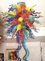 Neue Ankunft Antike Farbige Glas Kristalle Für Kronleuchter-in Kronleuchter aus Licht & Beleuchtung bei