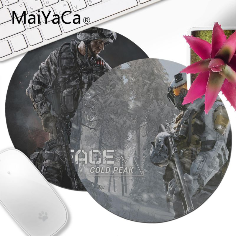 Yinuoda Cool New boy gift warface cold peak Laptop Gaming Lockedge Mice Mousepad Gamer Speed Mice Retail Small Rubber Mousepad ...