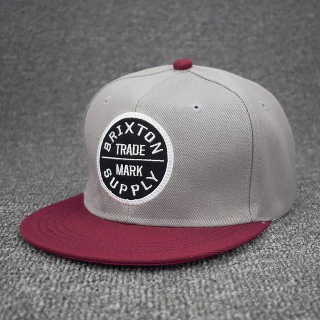New Classic Men Snapback Cap Letter Embroidery Caps Brand Flat Brim Women  Baseball Cap Youth Hip 8b37716e8fb3