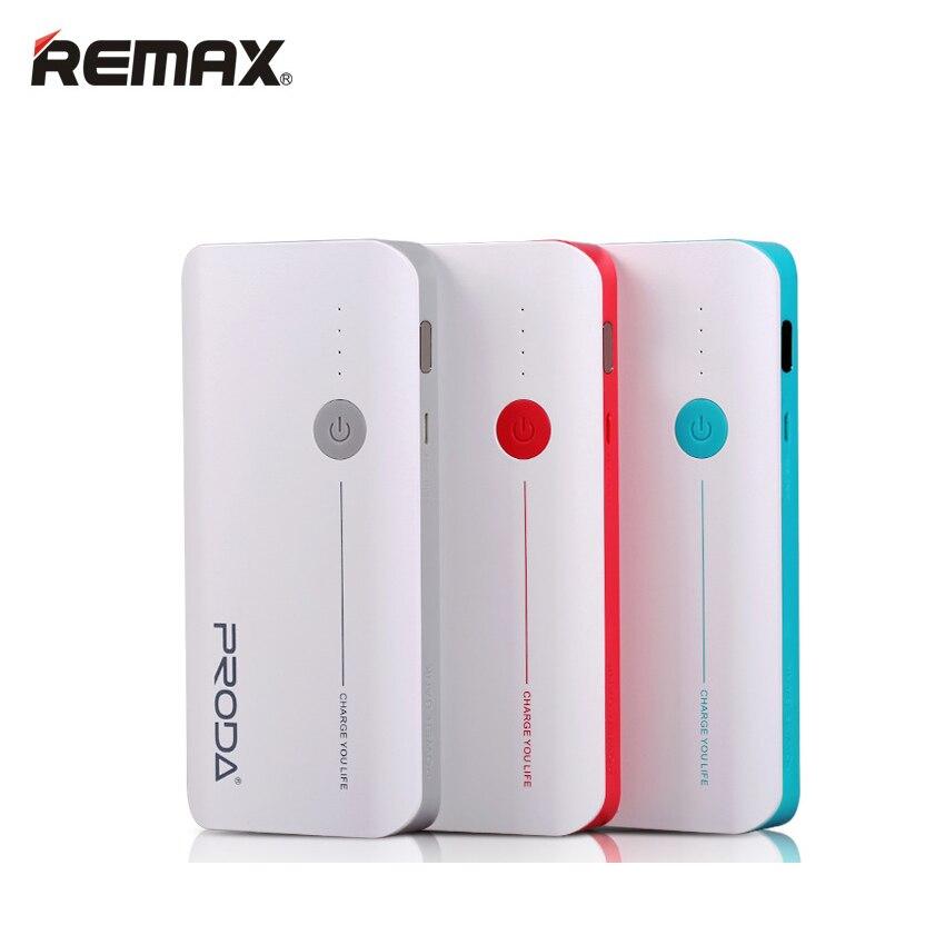imágenes para Remax banco de la energía 20000 mah dual usb portátil powerbank de carga rápida cargador de batería de reserva externo para el iphone 6/6 s smartphones