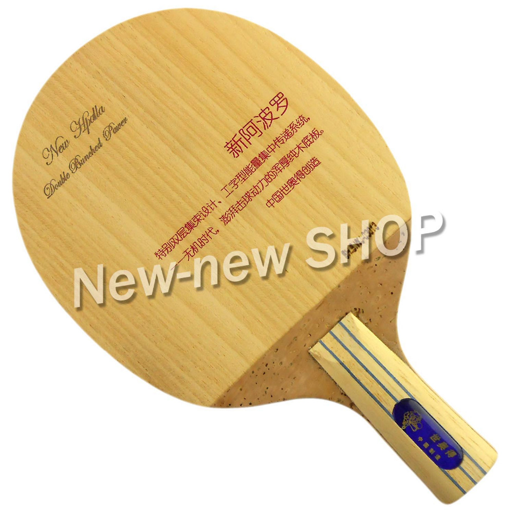 Sword NEW APOLLO Table Tennis PingPong Blade penhold short handle CS original dhs h wh h wh penhold short handle cs table tennis pingpong blade