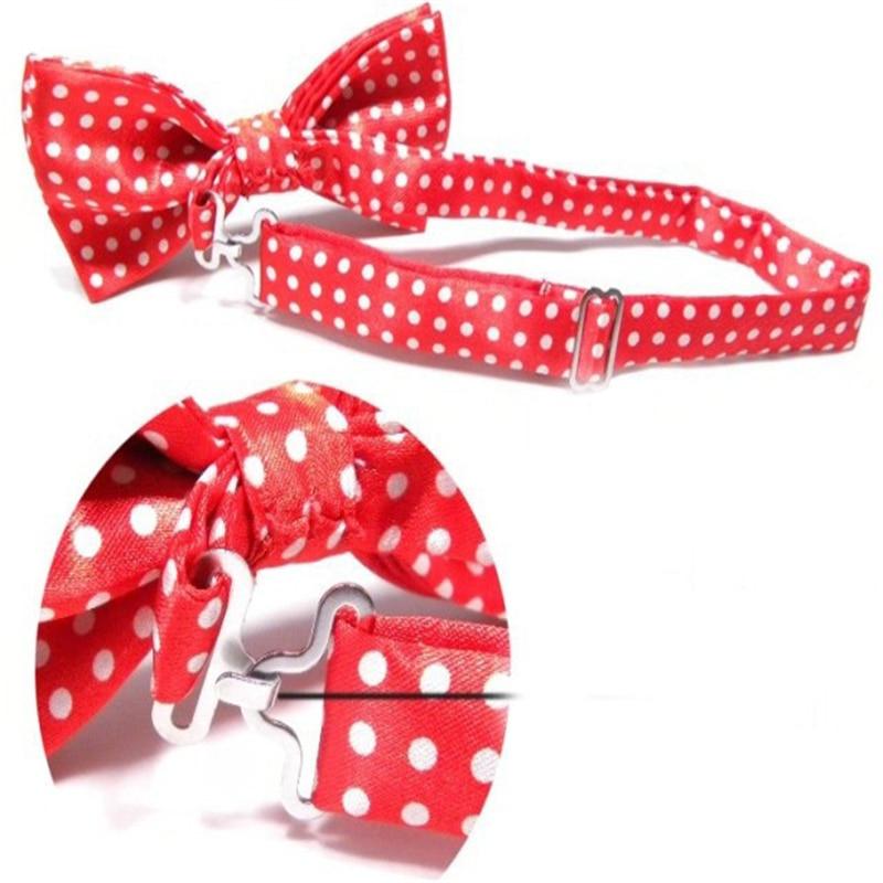 Hot Sale Men Women Ladies Wedding High-Grade Pretty Tie Bow Tie Clothing Accessories 0362