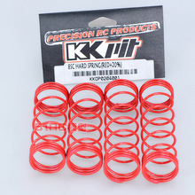 KKPIT HOBAO/OFNA 10SC/TT/8SC/H9 STAR/ST PRO/MT/SS/VS Optional upgrade 20% Hardness Enhancer Shock absorber spring