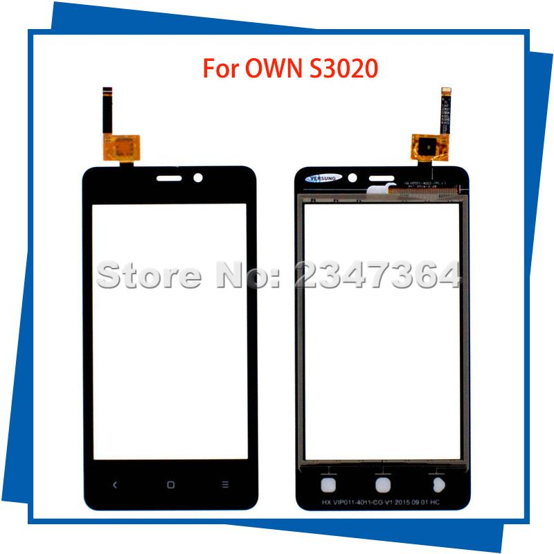 For OWN S3020 3020 100% Original Touch Screen Mobile Phone Touch Panel Free Shipping and Tools