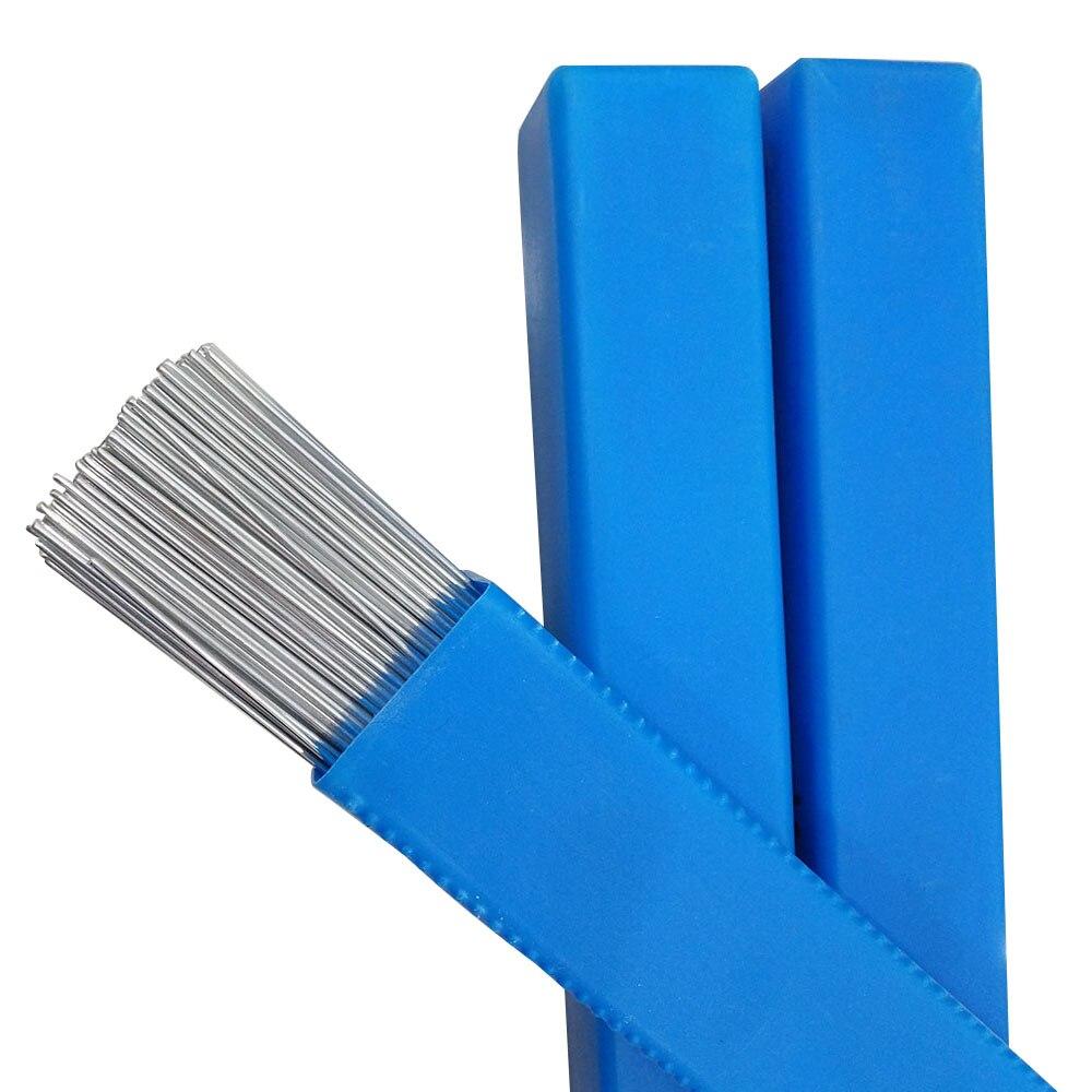 2mm*50cm Flux Cored Aluminum Welding Wire Low Temperature Cored Aluminum Powder Instead of WE53 Copper Aluminum Welding Rod