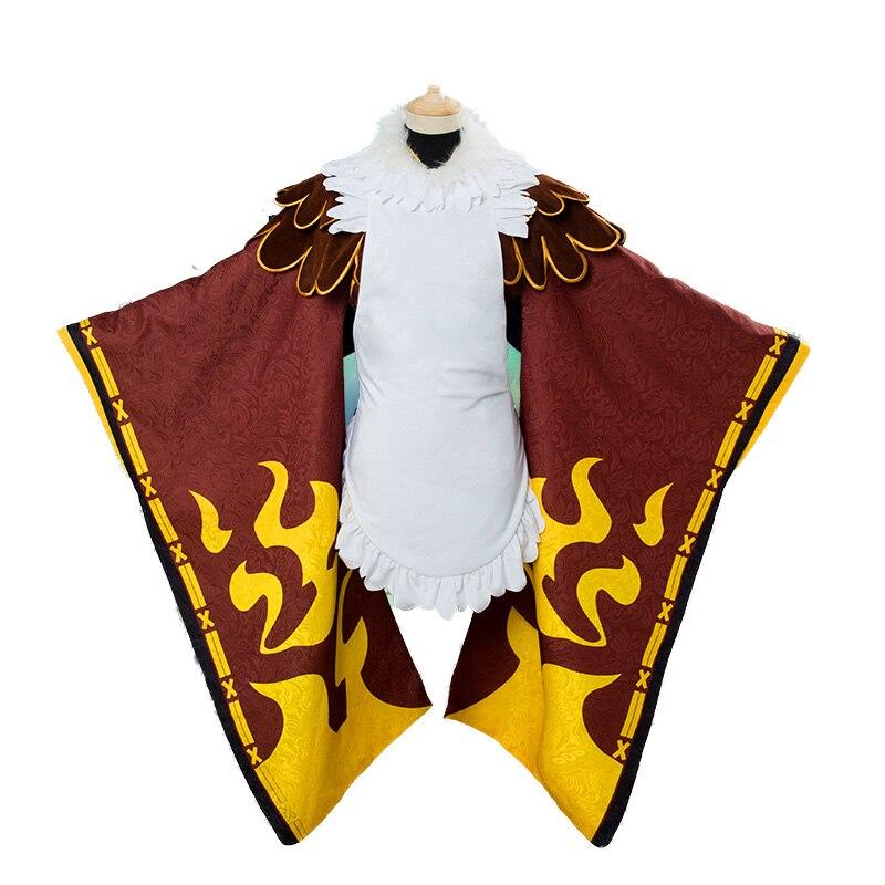benienma quimono cosplay traje nível estágio